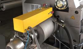 Recykling Inhouse PE: możliwy dzięki filtrowi rotacyjnemu