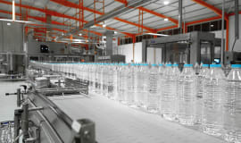 Sidel instaluje linię produkcyjną wody butelkowanej dla Durrat AI Khaleej