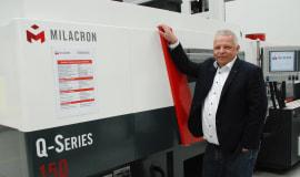 Milacron appoints new Head of Sales & Business Development