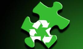 Recykling tworzyw sztucznych jest częścią układanki