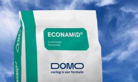 Domo's Econamid sustainable polyamide - now even more eco-friendly