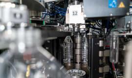 Contiform 3 BigBottle produces large PET containers