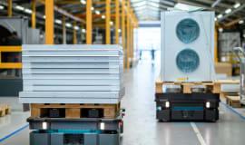 MiR wprowadza na rynek dwa autonomiczne roboty mobilne do optymalizacji logistyki