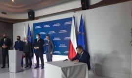 Grupa Azoty sygnatariuszem listu na rzecz utworzenia Dolnośląskiej Doliny Wodorowej