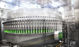 Carlsberg and KHS implement successful projects in China