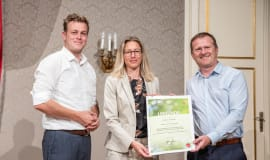 Umweltlandespreis 2021 für Engel Austria