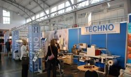 Firma Techno z prasami do odpadów