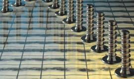 Nowe śruby do łączenia części z tworzyw sztucznych