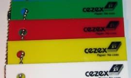 Cezex oferuje folie i płyty z polistyrenu