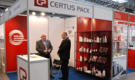 Certus Pack na targach Packaging Innovations 2013