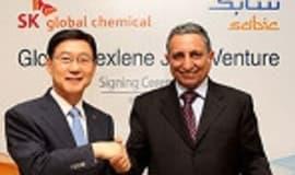 Polietylenowa współpraca SK Global Chemical i SABIC