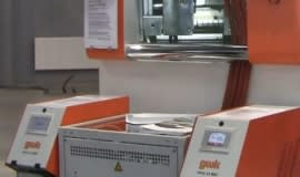 System termostatowania form vario cs/wh firmy GWK