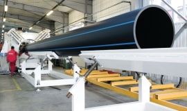 Tehno World purchases PO pipe line from battenfeld-cincinnati