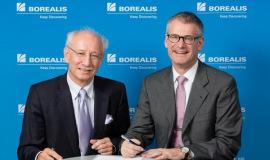 Borealis establishes endowment for excellence at Webster University