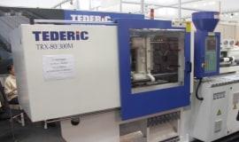 Firma Tederic pokazuje swoje wtryskarki na targach w Polsce i zagranicą
