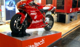 Firma ANA BH blisko współpracuje z włoskim koncernem Italtech