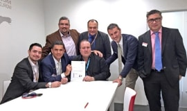 Mexican company purchased new MW CI press from Bobst