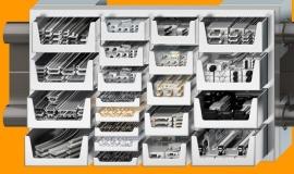 Łożyska firmy igus na targach Taropak 2016