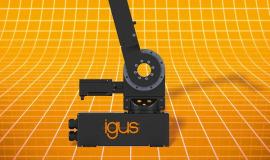 Nowe ramiona przegubowe firmy igus oszczędnym sposobem na wdrożenie automatyzacji