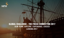 Lizbona gospodarzem finału Global Challenge - The Fresh Connection 2017