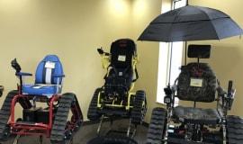SOLIDWORKS ułatwia produkcję sprzętu dla inwalidów