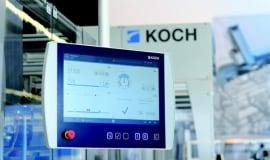 Cyfryzacja motywem przewodnim ekspozycji firmy KOCH na targach interpack