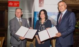 ANWIL zacieśnia współpracę z Politechniką Łódzką