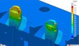 Virtual tool alloy selection