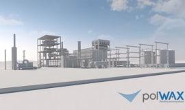 Polwax buduje instalację odolejania gaczy parafinowych