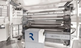 Blown films perfectly suited for lamination