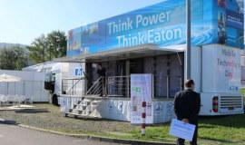 Innowacyjne rozwiązania Eaton prezentowane na ENERGETAB 2017