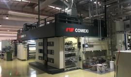 Nowa drukarka fleksograficzna w Emsur Saymopack
