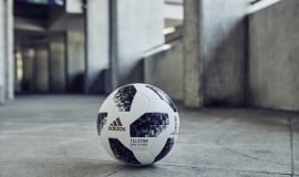Keltan Eco part of the official match football for World Cup 2018