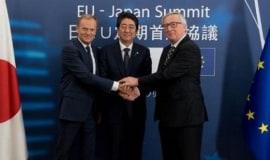 EU and Japan finalise Economic Partnership Agreement