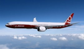 Solvay to supply materials for Boeing 777X programme