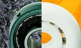 Łożyska stojakowe z tworzywa zastępują rozwiązania metalowe