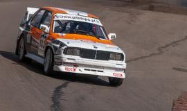 Marka POLFILL partnerem  Mistrza Polski Rallycross