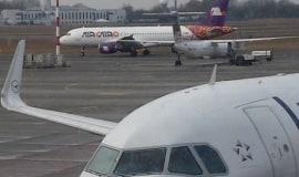 Tańsze poszycie samolotów chroniące przed skutkami piorunów