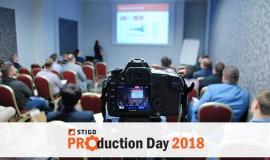 Sukces pierwszej edycji Stigo PROduction Day 2018