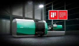 Allrounder 1120 H wins prestigious design prize