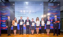 "Grupa Azoty S.A. i Grupa Azoty Police ""Transparentnymi Spółkami Roku 2017"""