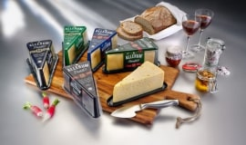 Cheese pack seves up a solution