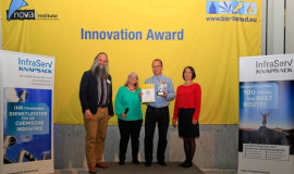 "Innovation Award ""Bio-based Material of the Year 2018"""