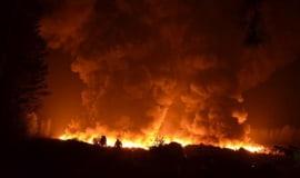Czy rząd zgasi pożary na składowiskach? Rusza ofensywa legislacyjna