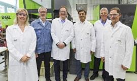 BASF eröffnete Anwendungszentrum für Kunststoffadditive