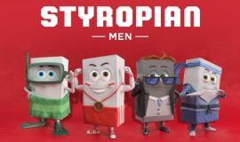 """Powrót akcji edukacyjnej """"Styropian Men"""""""