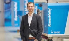 """Dr. Stefan Kruppa wird Leiter der neuen Geschäftseinheit """"Smart Machines"""" der KraussMaffei Group"""