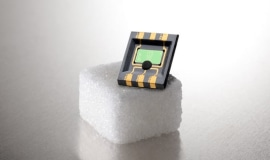 Innovativer miniaturisierter 3D MID-Strömungssensor