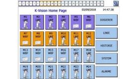 K-Vision 2.0 Software erweitert die Steuerungs- und Kontrollmöglichkeiten bei Dosierern