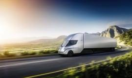 Kiedy autonomiczne ciężarówki pojawią się na drogach publicznych?